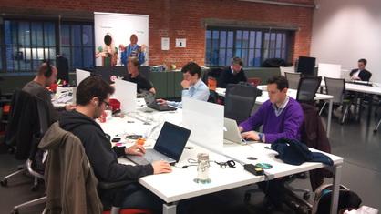 BetaGroup Coworking opent vrijdag even de deuren!