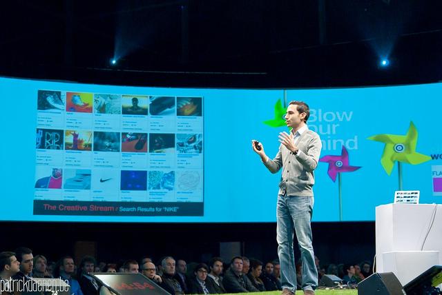 "Creativity World Forum 2011: ""Failure + Context + Tweaking"""