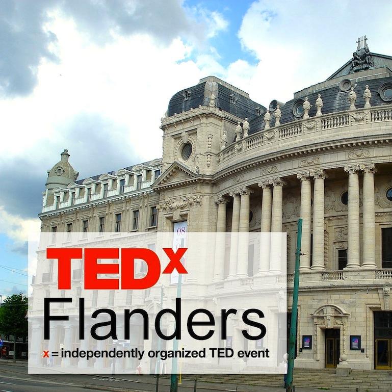 Gratis tickets voor TEDxFlanders. Ben jij erbij?
