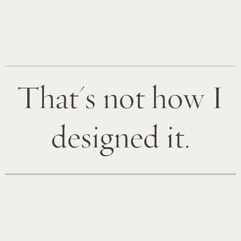 Designerexcuses.com bundelt de meest herkenbare excuses