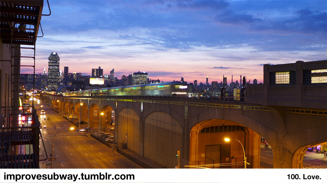Designer stelt 100 verbeteringen voor New Yorkse metro voor