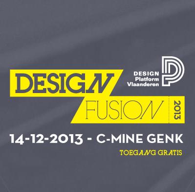 Design Fusion strijkt op 14 december neer in C-mine in Genk