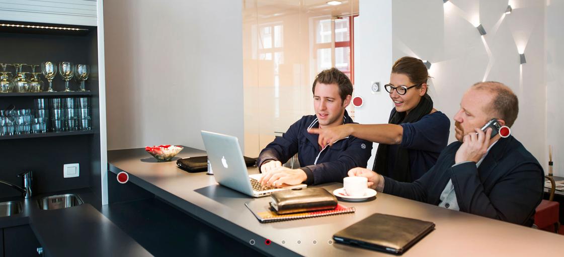 Antwerpen verwelkomt nieuwe Coworking Space 'Indian Caps'