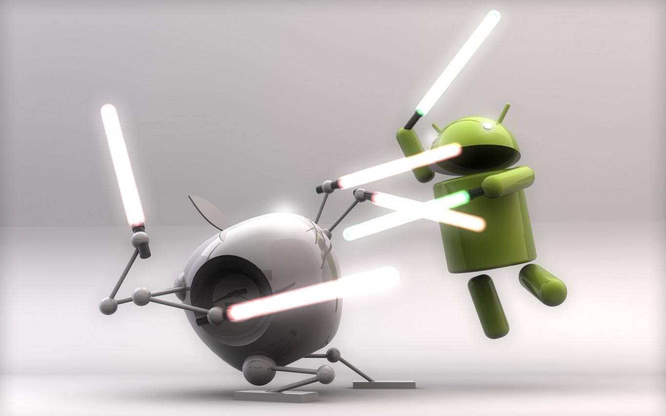 Weekoverzicht: Intelligente ski's, Apple vs Android & telewerken bij Wieni