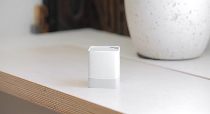 Vang kleuren om je heen met The Swatchmate Cube