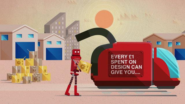Designgericht denken bevordert klanttevredenheid