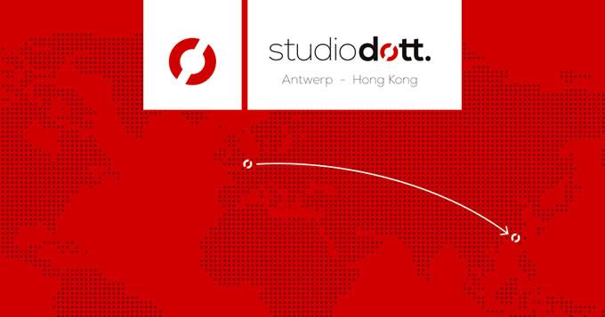 Ontwerpbureau Concrete wordt Studio Dott en opent vestiging in Hong Kong