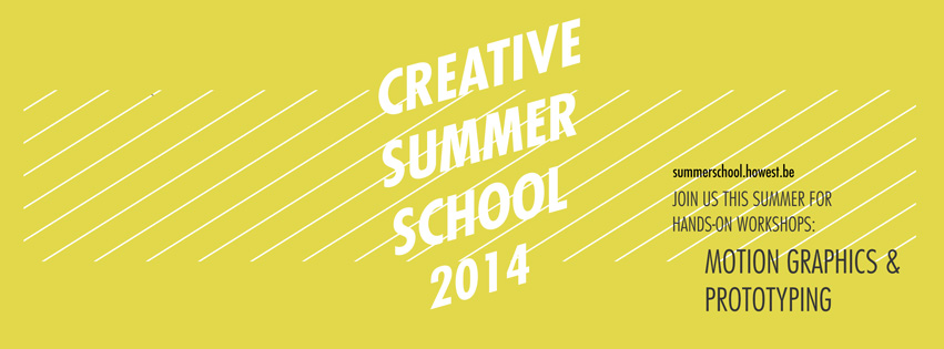Creative Summer School 2014