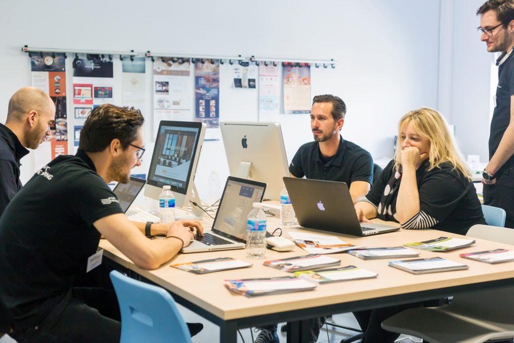 Stoom je klaar voor de arbeidsmarkt met een opleiding Web Design